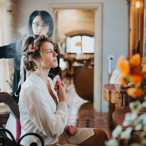 bridal hair stylist tips